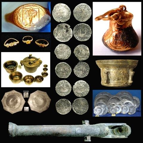 Доминикана, клады, сокровища, монеты, пираты, золото