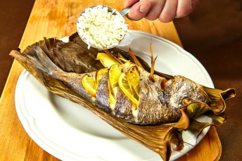 туры в Доминикану Запеченная рыба