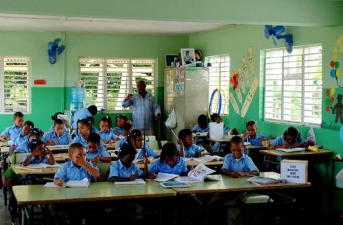 образование в Доминикане дети школы