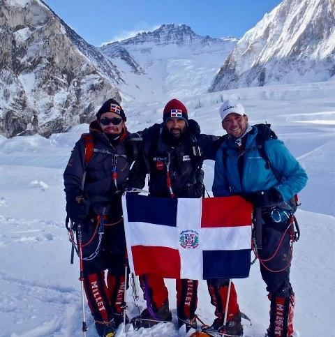 Доминиканская республика альпинизм спорт туризм горы