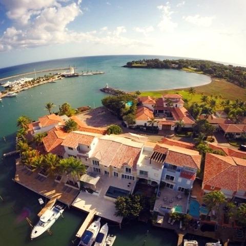 Доминиканская Республика летающие дроны, Drone