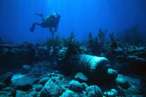 подводные клады Доминиканская республика сокровища золото