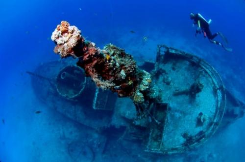 дайвинг в Доминикане затонувшие корабли Ла Калета клады